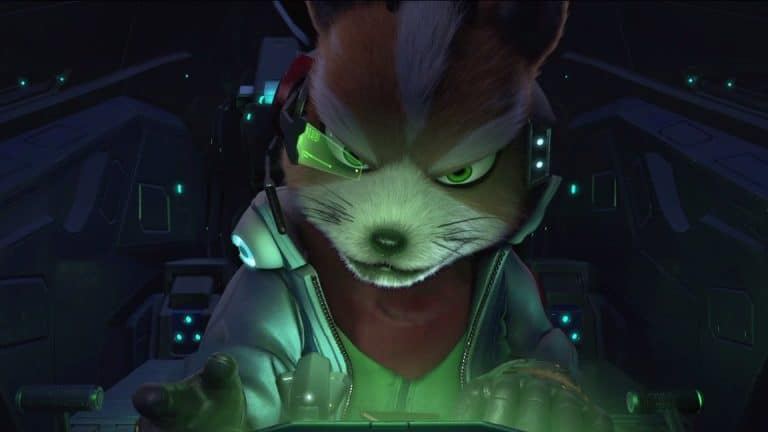 Así luce la escena introductoria de Starlink: Battle for Atlas + Star Fox