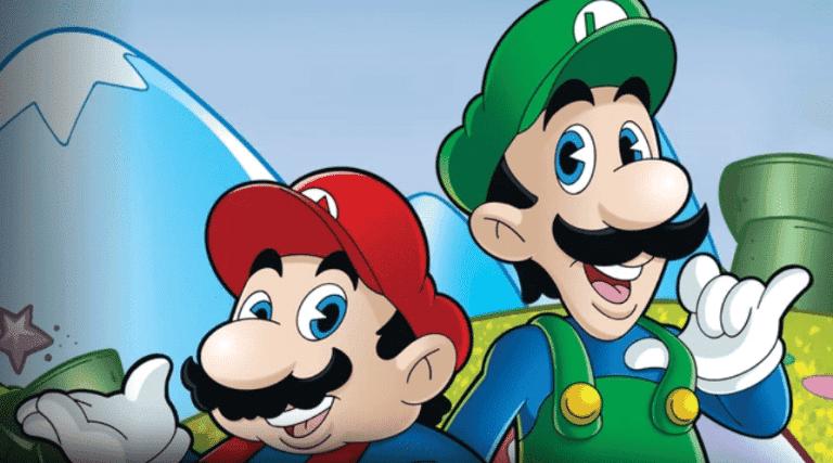 El equipo detrás de Super Mario Bros. Super Show tenía pensado hacer originalmente una película animada
