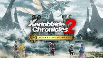 Xenoblade Chronicles 2: Torna – The Golden Country se actualiza a la versión 1.0.1