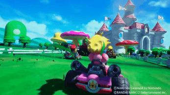Mario Kart Arcade GP VR se podrá probar este verano en Reino Unido