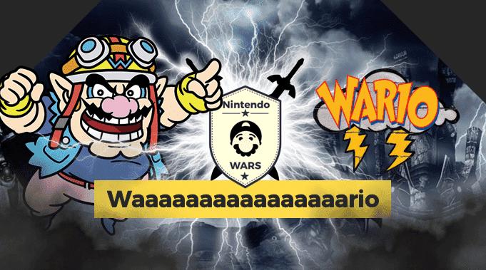 ¡Arranca Nintendo Wars: Waaaaaaaaaaaaaaaario!