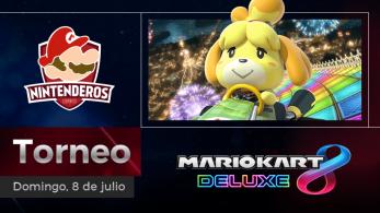 Torneo Mario Kart 8 Deluxe | No frenes