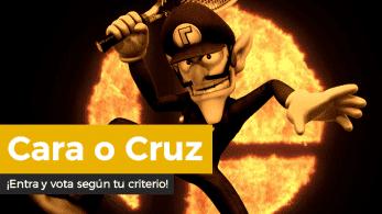 Cara o Cruz #63: ¿Debería Waluigi formar parte del plantel de Super Smash Bros. Ultimate?