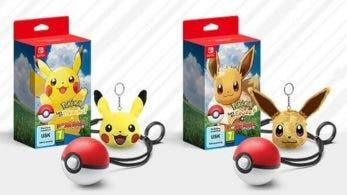 La Nintendo UK Store regala este llavero por reservar Pokémon: Let's Go, Pikachu! / Eevee!