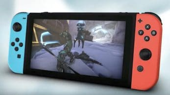 Warframe para Nintendo Switch no parece contar con cross-play ni con transferencia de cuentas