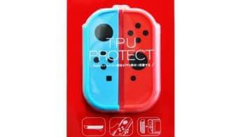 Answer crea nuevas carcasas protectoras para los Joy-Con de Switch