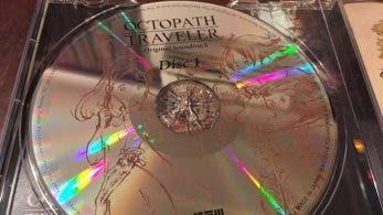 Primeras imágenes de la banda sonora original de Octopath Traveler