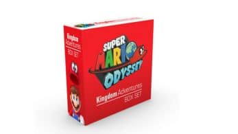 Prima Games anuncia el Super Mario Odyssey Kingdom Adventures Box Set