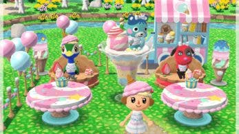 Animal Crossing: Pocket Camp recibe la galleta fiestera de Celeste