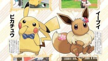 Famitsu nos muestra nuevas imágenes de Daedalus: The Awakening of Golden Jazz, Pokémon: Let's Go, SNK Heroines y El misterioso viaje de Layton DX