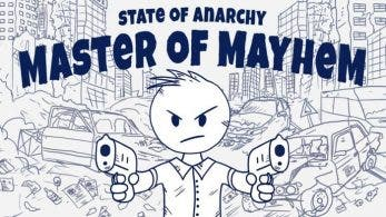 State of Anarchy: Master of Mayhem llegará a Nintendo Switch