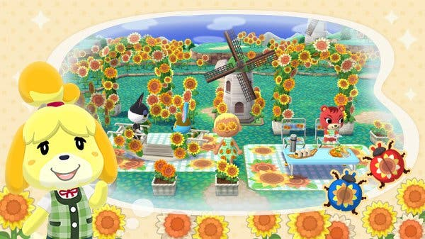 Ya disponible la segunda parte del Botín florido con el Capitán de Animal Crossing: Pocket Camp
