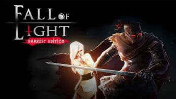 Fall of Light: Darkest Edition confirma su lanzamiento en Nintendo Switch