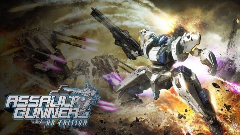 Assault Gunners HD Edition confirma oficialmente su lanzamiento en Nintendo Switch