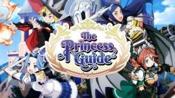 Your Four Knight Princesses Training Story llegará a Occidente como The Princess Guide