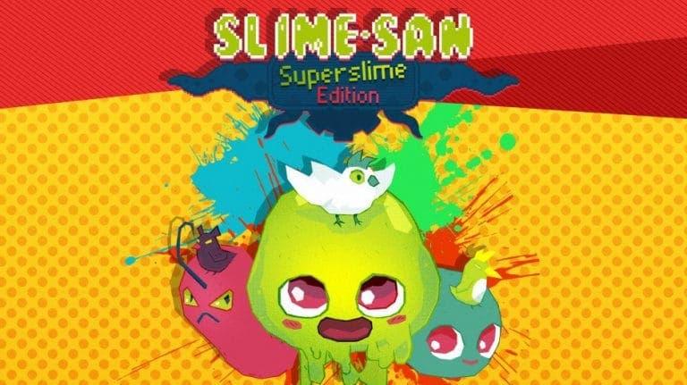 Slime-san recibe el contenido de Sheeple's Sequel y Superslime Edition