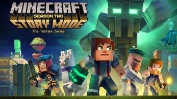 Minecraft: Story Mode – Season Two aparece listado para el 6 de noviembre en la eShop de Switch