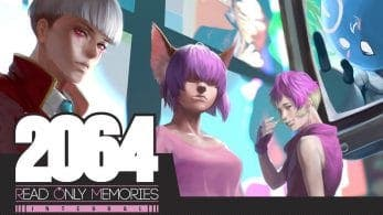 2064: Read Only Memories Integral para Switch: Fecha actualizada, características exclusivas y nuevo tráiler