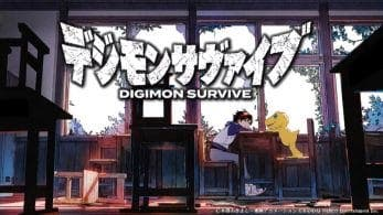 [Act.] Primer tráiler oficial de Digimon Survive para Nintendo Switch