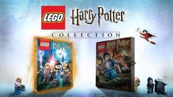 LEGO Harry Potter Collection para Switch ha sido visto en Taiwán