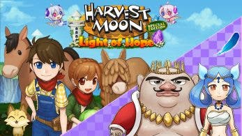 Harvest Moon: Light of Hope Special Edition recibe el Divine Marriageable Character Pack