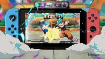 Echad un vistazo al primer comercial japonés de Dragon Ball FighterZ para Nintendo Switch
