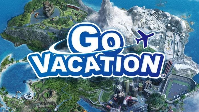 Ya disponible el sitio web norteamericano de Go Vacation para Nintendo Switch