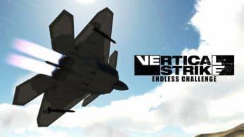 [Act.] Vertical Strike Endless Challenge llegará a Switch el 19 de julio