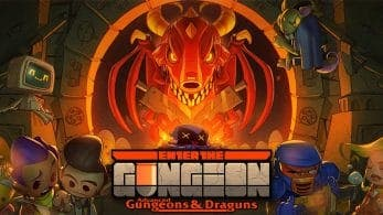 [Act.] Enter the Gungeon recibirá Advanced Gungeons & Draguns el 19 de julio en Nintendo Switch