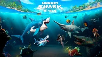 Hungry Shark World ya tiene fecha para la eShop de Switch