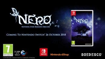 Anunciado N.E.R.O.: Nothing Ever Remains Obscure para Switch