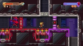 Iconoclasts se lanza el 2 de agosto en Nintendo Switch