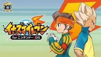 El juego gratis de Inazuma Eleven para 3DS alcanza en 10 días las 200.000 descargas en Japón