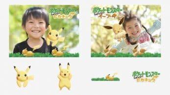 Stickers de Pikachu y Eevee ya están disponibles en la app LINE Camera