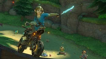 [Rumor] Demos de Zelda: Breath of the Wild y Mario Kart 8 Deluxe están de camino a Switch