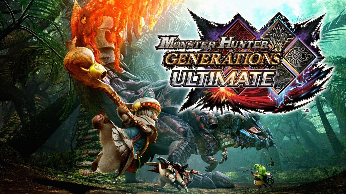 Así es la colaboración de Monster Hunter Generations Ultimate y Zelda