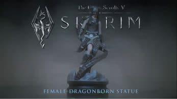 Una nueva figura Dragonborn de Skyrim ya está disponible de forma exclusiva en tiendas GAME