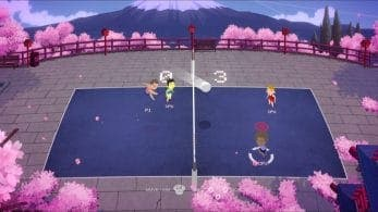 [Act.] Super Volley Blast llega a Nintendo Switch este 12 de julio