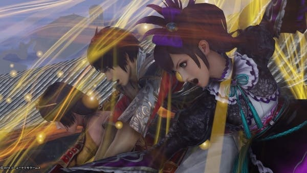 [Act.] 12 minutos de gameplay y nuevas capturas de Warriors Orochi 4