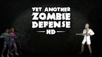 Yet Another Zombie Defense HD llegará a Nintendo Switch el 5 de abril