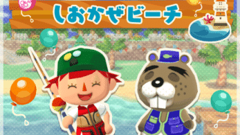 Da comienzo el 4º Torneo de pesca de Animal Crossing: Pocket Camp