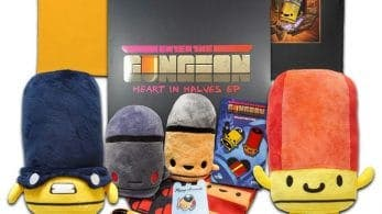Enther the Gungeon ya tiene merchandising oficial a la venta