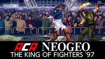 [Act.] The King of Fighters '97 y Omega Fighter llegan esta semana a Nintendo Switch