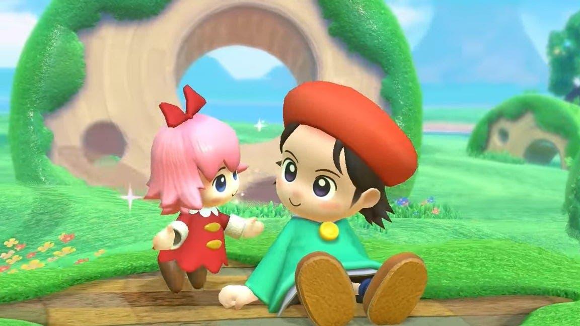 Kirby Star Allies celebra su última actualización con esta curiosa ilustración en vivo