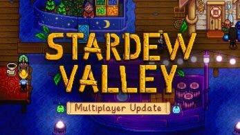 "Nuevo tráiler de la actualización multijugador de Stardew Valley, que estará disponible ""pronto"" en Switch"