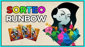 ¡Sorteamos 3 copias de Runbow para Nintendo Switch en YouTube!