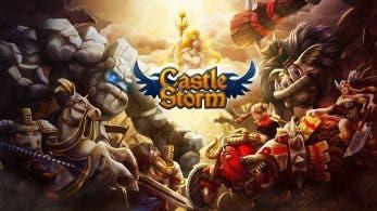 [Act.] CastleStorm confirma su estreno en Nintendo Switch para el 16 de agosto