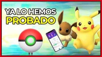 [Vídeo] ¡Probamos Pokémon: Let's Go, Pikachu! / Eevee! Impresiones en Nintendo Switch con Poké Ball Plus