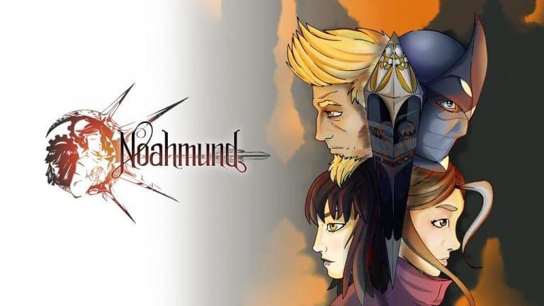 Noahmund llegará a Nintendo Switch este año en Japón