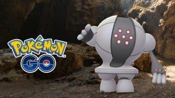 Registeel llega a las Incursiones de Pokémon GO hasta el 16 de agosto
